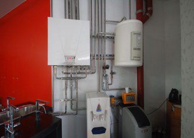 Instalación para climatización
