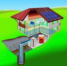 Hibridación con energía geotérmica